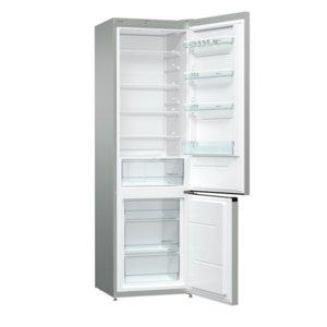 Хладилник с фризер Gorenje RK621PS4, Клас А+, Обем 354 л, Сив
